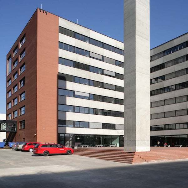 Fakulta Architektury ČVUT (2010)